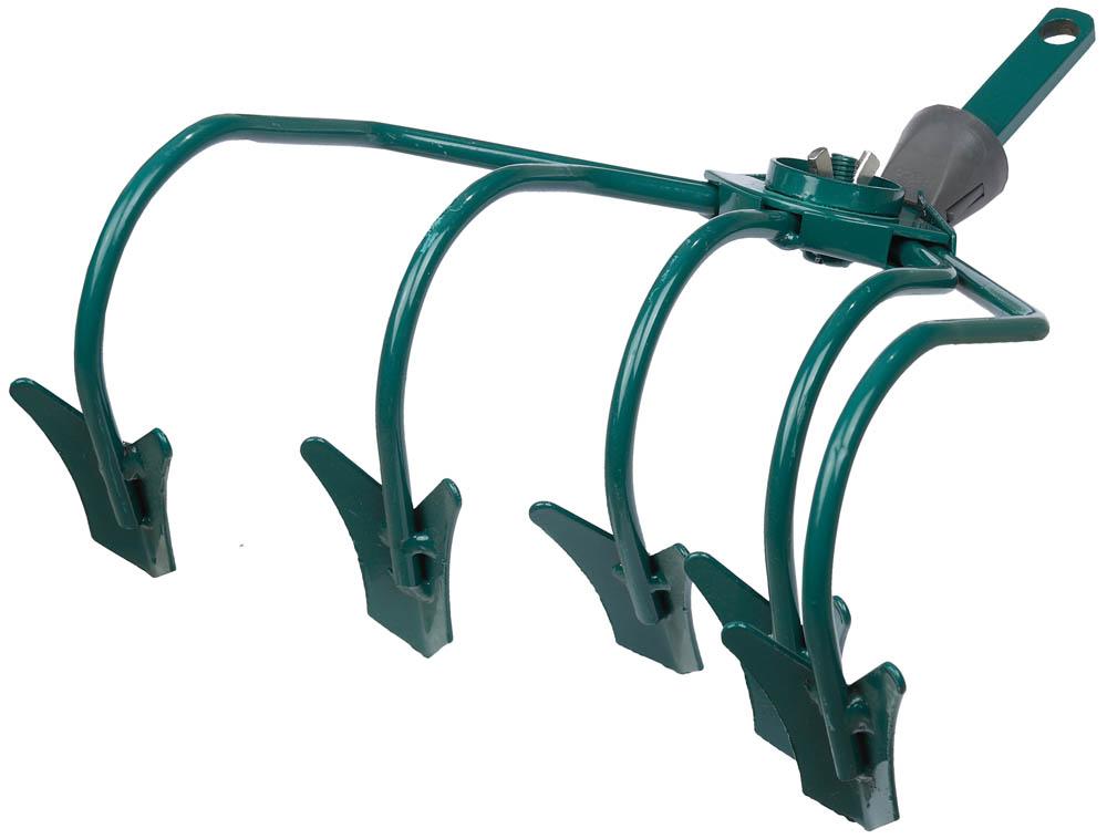 Культиватор RACO применяется для обработки средних и тяжелых почв. Серия ручного инструмента с быстро зажимным механизмом – это широкий ассортимент качественной продукции с эргономичным дизайном для эффективной обработки почвы и ухода за газонами. Высококачественная сталь гарантирует продолжительный срок службы. Быстрозажимной механизм для быстрой и легкой замены ручек. Ширина: 250 мм.