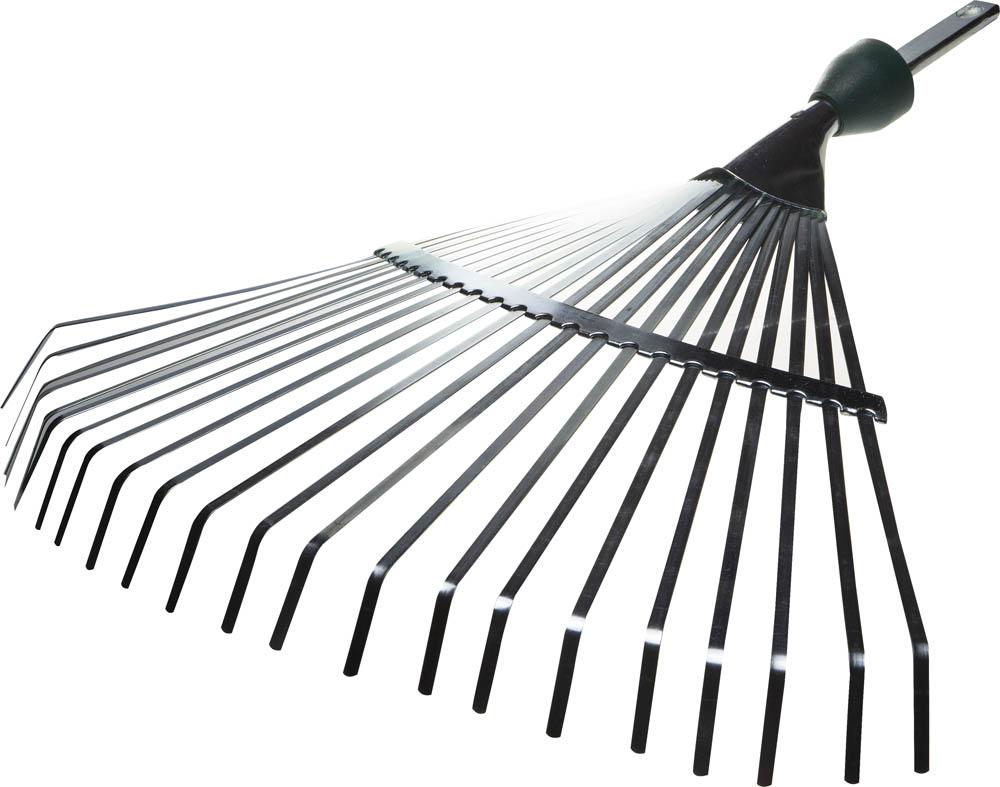 Грабли садовые веерные Raco, регулируемые, 22 зубца, 300-450 мм55855Грабли RACO применяется для обработки почвы и очистки газонов от скошенной травы и листьев. Ручной инструмент с быстро зажимным механизмом. Материал рабочей части гарантирует отсутствие коррозии и защиту инвентаря. Быстрозажимной механизм для быстрой и легкой замены ручек. Регулируемая ширина рабочей части.