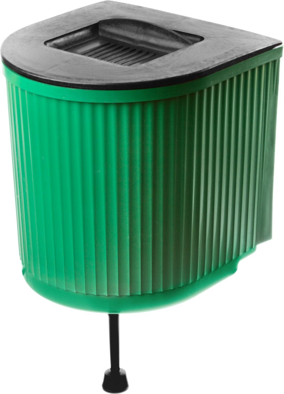 Рукомойник Grinda, 5 л89229Рукомойник GRINDA используется для мытья рук. Изготовлен из высококачественного пластика. Удобная и надежная конструкция обеспечивает простоту установки и эксплуатации изделия. Размер: 5 л.