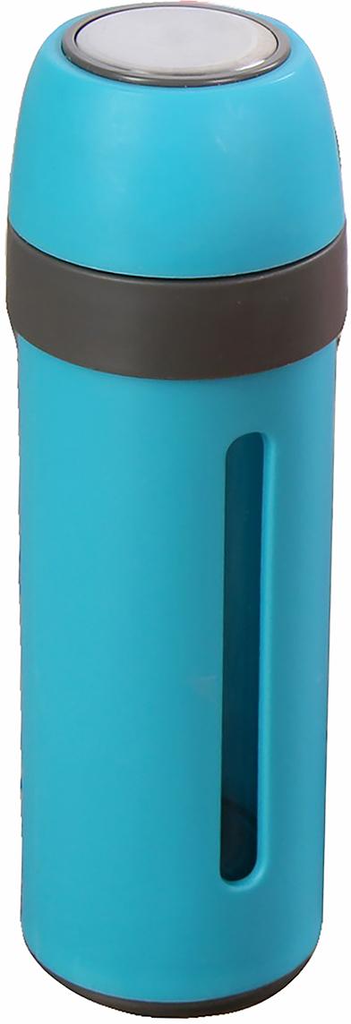 Бутылка Спорт, цвет: голубой, 300 мл2848199_голубойОт качества посуды зависит не только вкус еды, но и здоровье человека. Бутылка - товар, соответствующий российским стандартам качества. Любой хозяйке будет приятно держать его в руках. С данной посудой и кухонной утварью приготовление еды и сервировка стола превратятся в настоящий праздник.