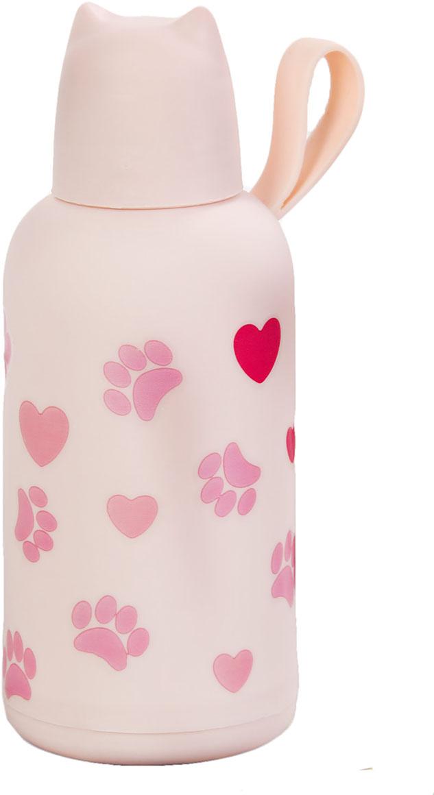 Бутылка Сердечки, цвет: розовый, 300 мл2848187_розовыйОт качества посуды зависит не только вкус еды, но и здоровье человека. Бутылка - товар, соответствующий российским стандартам качества. Любой хозяйке будет приятно держать его в руках. С данной посудой и кухонной утварью приготовление еды и сервировка стола превратятся в настоящий праздник.
