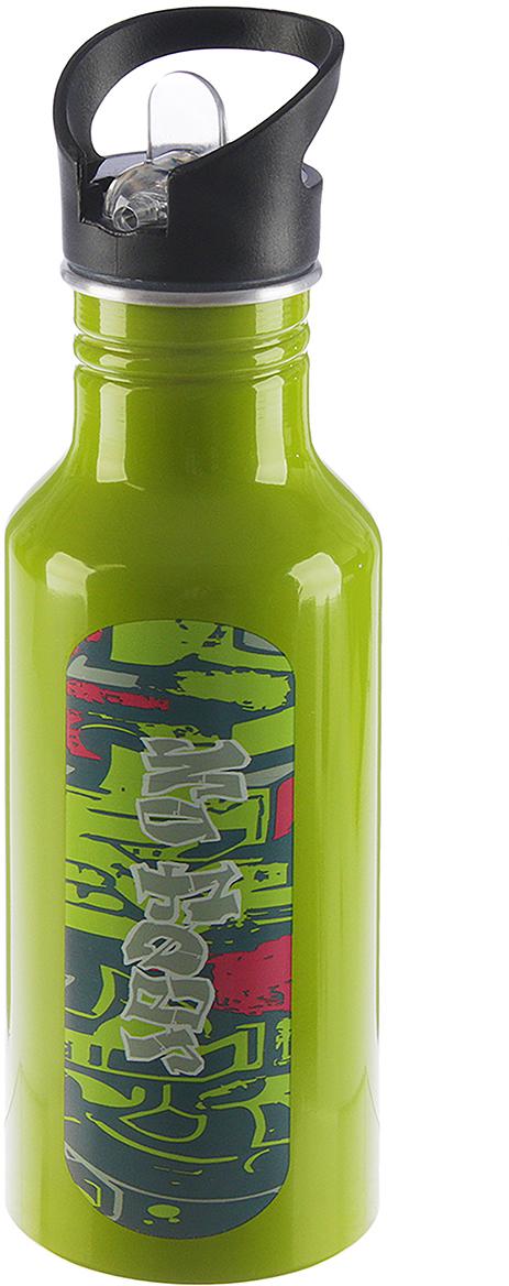 Бутылка Урбан, с трубкой, цвет: зеленый, 600 мл2778910_зеленыйОт качества посуды зависит не только вкус еды, но и здоровье человека. Бутылка - товар, соответствующий российским стандартам качества. Любой хозяйке будет приятно держать его в руках. С данной посудой и кухонной утварью приготовление еды и сервировка стола превратятся в настоящий праздник.