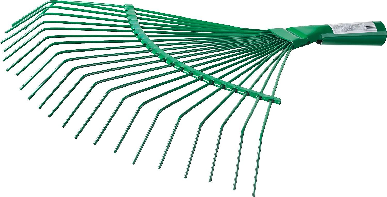 Грабли веерные без черенка Росток, проволочные, 375 x 430 мм грабли росток 39600 12 z01