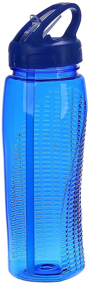 Бутылка спортивная, с поильником, цвет: синий, 650 мл. 27703712770371_синийОт качества посуды зависит не только вкус еды, но и здоровье человека. Бутылка - товар, соответствующий российским стандартам качества. Любой хозяйке будет приятно держать его в руках. С данной посудой и кухонной утварью приготовление еды и сервировка стола превратятся в настоящий праздник.