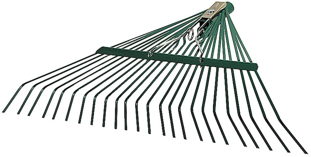 Грабли RACO применяются для очистки газонов от скошенной травы и листьев. Специальная усиливающая поперечная пластина обеспечит дополнительную прочность изделия. Надежный и долговечный материал гарантирует продолжительный срок службы.