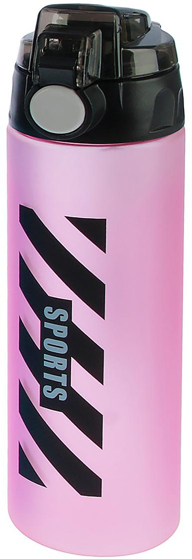 Бутылка Полоски, цвет: розовый, 700 мл2770358_розовыйОт качества посуды зависит не только вкус еды, но и здоровье человека. Бутылка - товар, соответствующий российским стандартам качества. Любой хозяйке будет приятно держать его в руках. С данной посудой и кухонной утварью приготовление еды и сервировка стола превратятся в настоящий праздник.