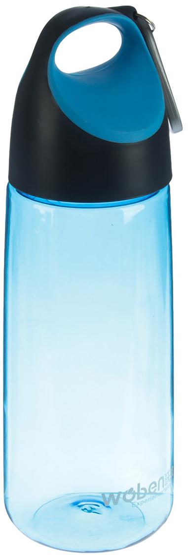 Бутылка, на карабине, цвет: голубой, 650 мл. 27703532770353_голубойОт качества посуды зависит не только вкус еды, но и здоровье человека. Бутылка - товар, соответствующий российским стандартам качества. Любой хозяйке будет приятно держать его в руках. С данной посудой и кухонной утварью приготовление еды и сервировка стола превратятся в настоящий праздник.
