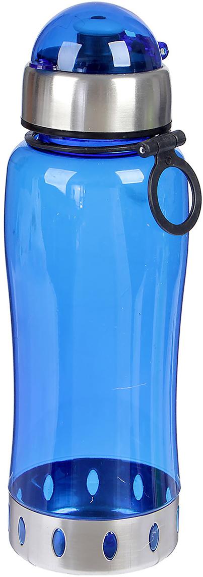 Бутылка спортивная, с соской, цвет: синий, 650 мл2770098_синийОт качества посуды зависит не только вкус еды, но и здоровье человека. Бутылка - товар, соответствующий российским стандартам качества. Любой хозяйке будет приятно держать его в руках. С данной посудой и кухонной утварью приготовление еды и сервировка стола превратятся в настоящий праздник.