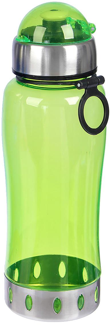 Бутылка спортивная, с соской, цвет: зеленый, 650 мл2770098_зеленыйОт качества посуды зависит не только вкус еды, но и здоровье человека. Бутылка - товар, соответствующий российским стандартам качества. Любой хозяйке будет приятно держать его в руках. С данной посудой и кухонной утварью приготовление еды и сервировка стола превратятся в настоящий праздник.