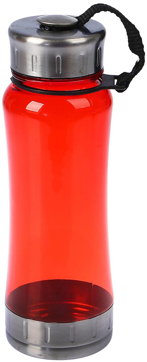 Бутылка, с ручкой, цвет: красный, 500 мл2770096_красныйОт качества посуды зависит не только вкус еды, но и здоровье человека. Бутылка - товар, соответствующий российским стандартам качества. Любой хозяйке будет приятно держать его в руках. С данной посудой и кухонной утварью приготовление еды и сервировка стола превратятся в настоящий праздник.