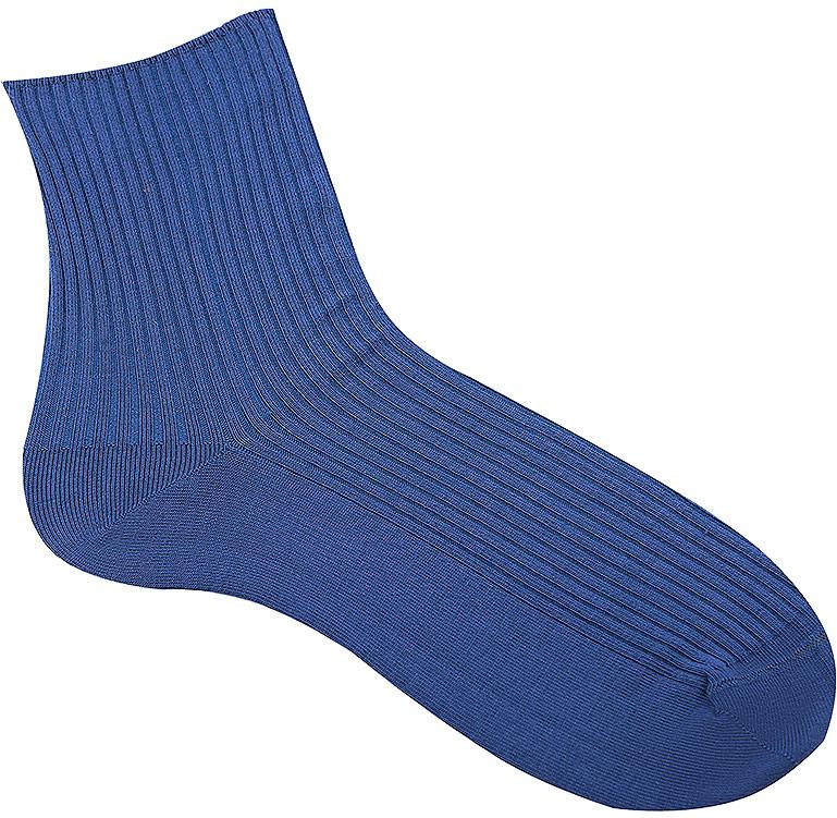 Носки женские Akos, цвет: голубой. C3 A95 25. Размер 35/37C3 A95 25