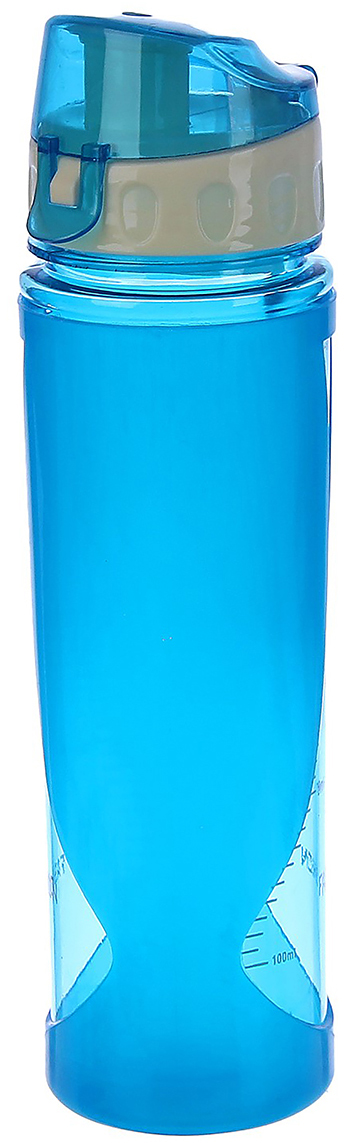 Бутылка Капля, с соской и ремешком, цвет: голубой, 500 мл2768089_голубойОт качества посуды зависит не только вкус еды, но и здоровье человека. Бутылка - товар, соответствующий российским стандартам качества. Любой хозяйке будет приятно держать его в руках. С данной посудой и кухонной утварью приготовление еды и сервировка стола превратятся в настоящий праздник.