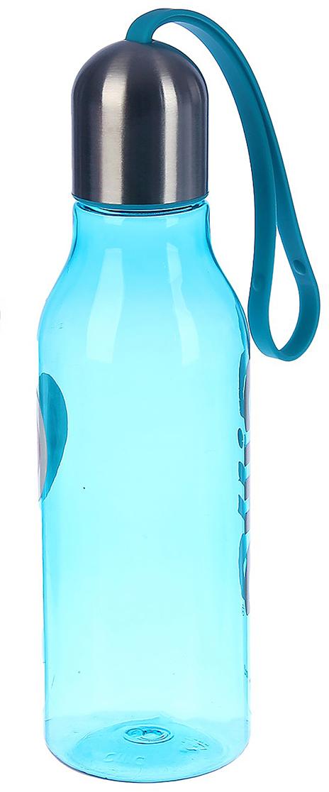Бутылка Колба, на резинке, цвет: голубой, 730 мл2735296_голубойОт качества посуды зависит не только вкус еды, но и здоровье человека. Бутылка - товар, соответствующий российским стандартам качества. Любой хозяйке будет приятно держать его в руках. С данной посудой и кухонной утварью приготовление еды и сервировка стола превратятся в настоящий праздник.