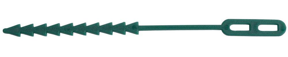 Крепление для подвязки растений Grinda, регулируемое, 125 мм, 100 шт кольца для подвязки растений archimedes 90807