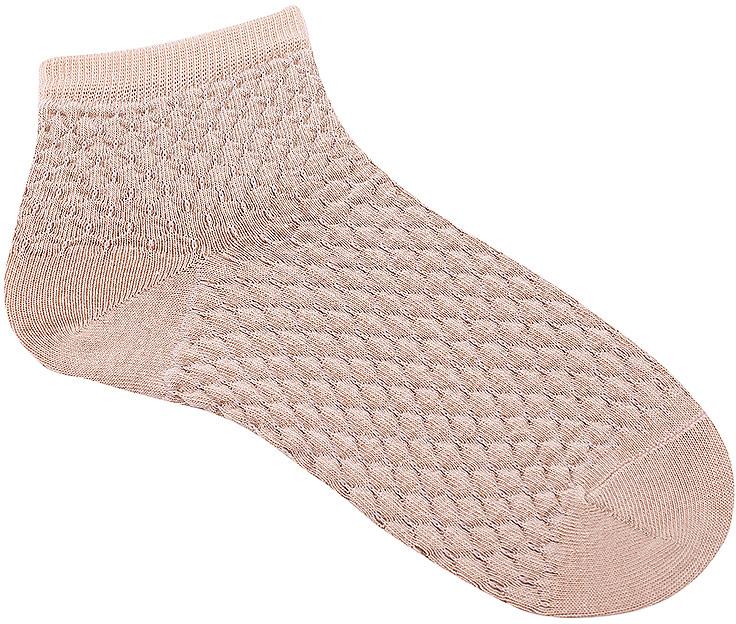 Носки женские Akos, цвет: темно-бежевый. C14 A32 8/2. Размер 38/40 d555