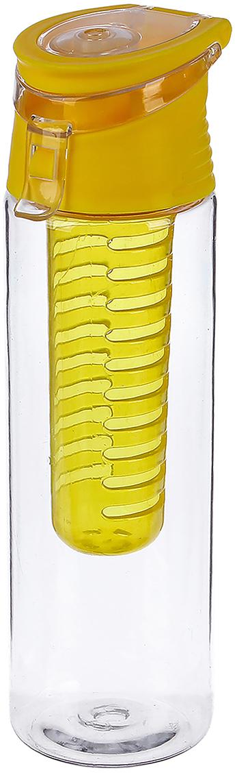 Бутылка, c колбой, цвет: желтый, 700 мл2642657_желтыйОт качества посуды зависит не только вкус еды, но и здоровье человека. Бутылка - товар, соответствующий российским стандартам качества. Любой хозяйке будет приятно держать его в руках. С данной посудой и кухонной утварью приготовление еды и сервировка стола превратятся в настоящий праздник.