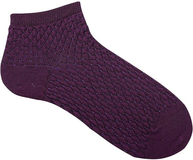 Носки женские Akos, цвет: фиолетовый. C14 A32 12. Размер 38/40 фиолетовый цвет 18 24 months