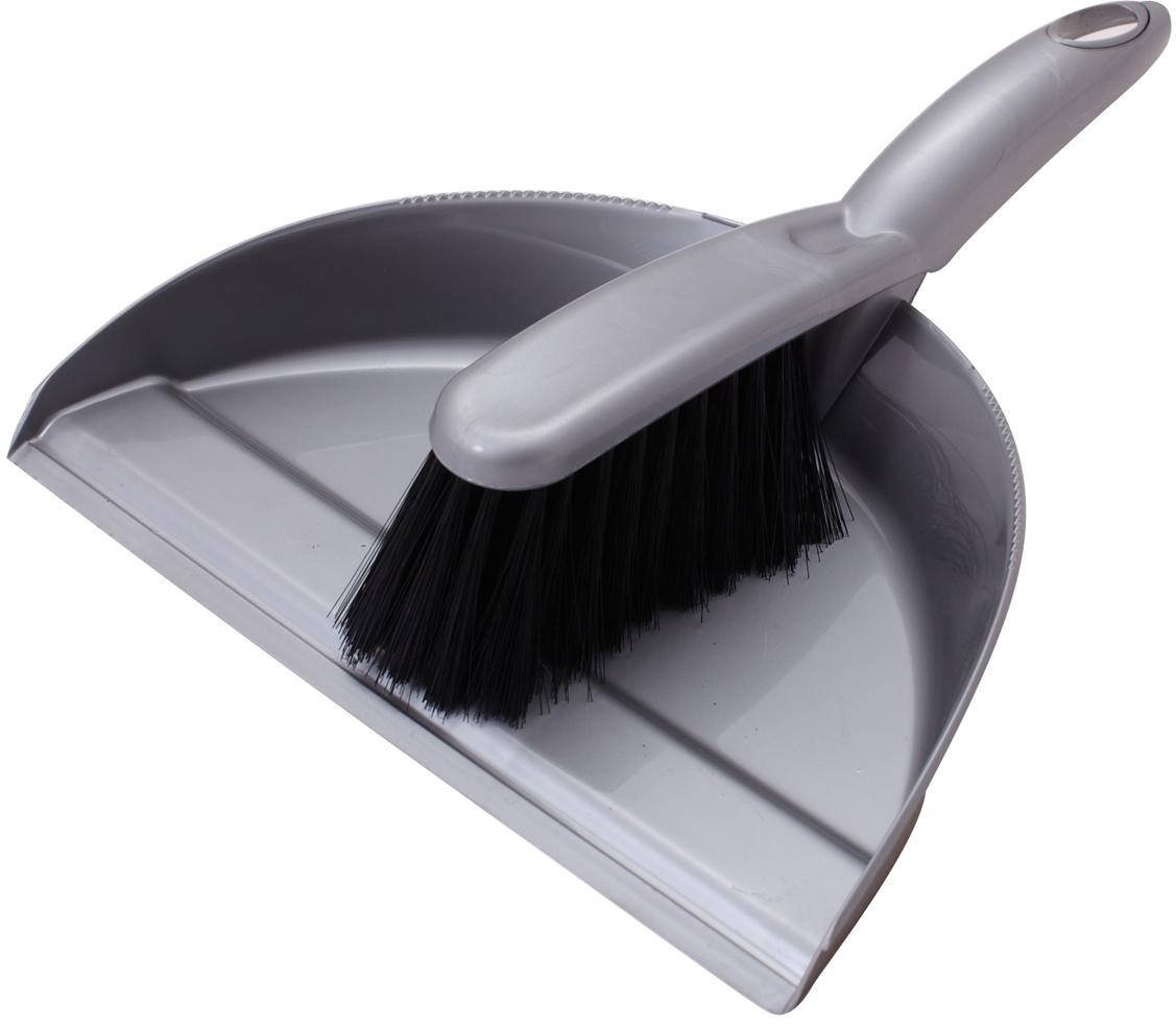 """Набор для уборки Svip """"Клио"""", цвет: серебряный, 2 предмета. SV3154СБ"""