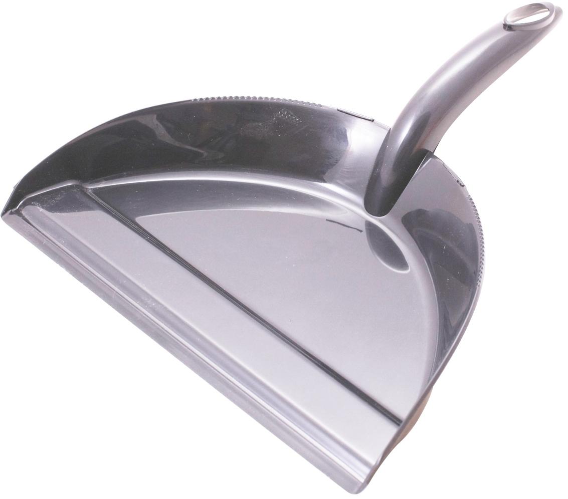 Совок Svip Клио, цвет: серебряныйSV3155СБУдобный совок современной формы незаменим в домашней уборке. Имеет удобную эргономическую ручку с отверстием для размещения на крючке.Края совка оснащены зубчиками для чистки щетки после ее использования.