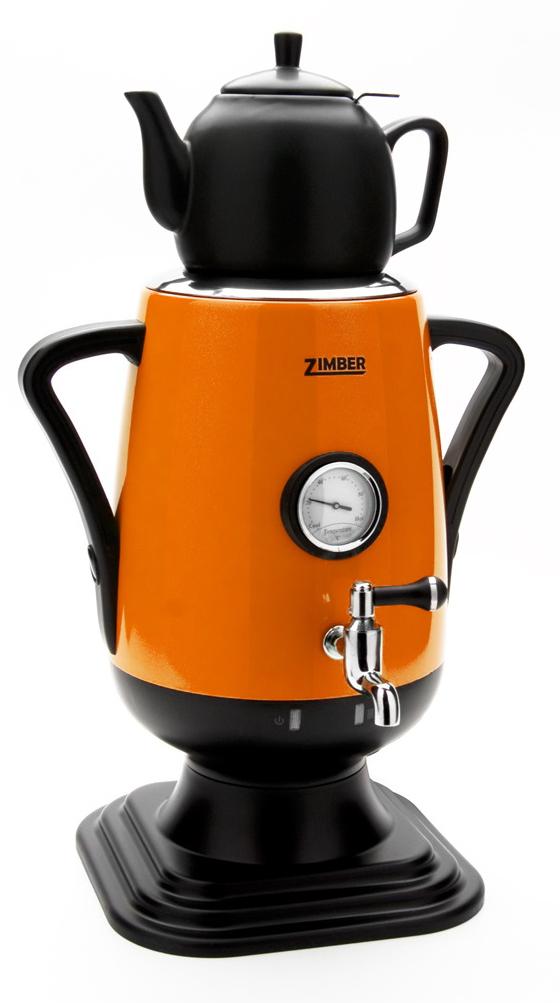 Zimber ZM-10930 электрический самовар - Чайники