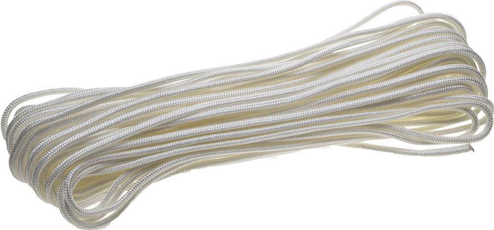 Фал капроновый ЗУБР, диаметр 4,0 мм, 20 м, 380 кгс, 11,5 ктекс03939Фал ЗУБР применяется в различных областях промышленности, для выполнения монтажных, подъемных работ. Длина 20 м. Диаметр 4 мм.