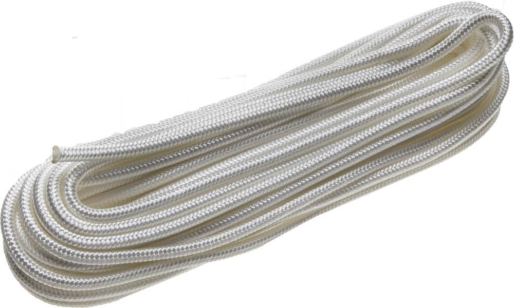 Фал капроновый ЗУБР, диаметр 8,0 мм, 20 м, 1100 кгс, 35 ктекс03941Фал ЗУБР применяется в различных областях промышленности, для выполнения монтажных, подъемных работ. Длина 20 м. Диаметр 8 мм.