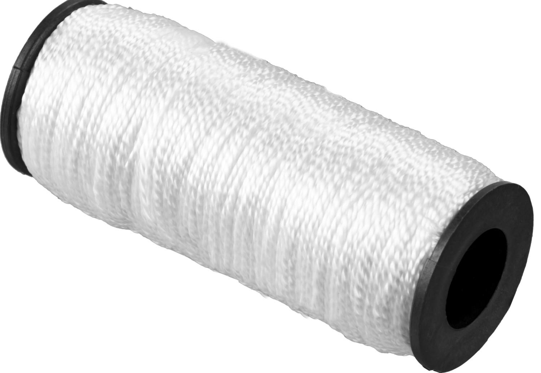 Шнур крученый капроновый СИБИН предназначен для хозяйственно-бытового применения. Более износостойкие среди аналогичных изделий. Характеризуются отличной устойчивостью к щелочам и органическим растворителям, высокая устойчивостью к УФ-излучению. Длина 100 м. Диаметр 1,5 мм. Цвет белый.