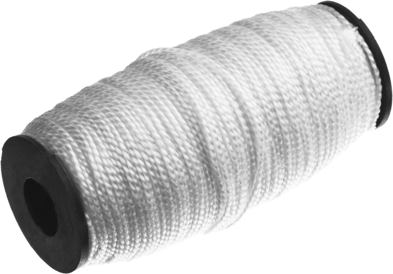Шнур крученый полипропиленовый СИБИН предназначен для хозяйственно-бытового применения. Более износостойкие среди аналогичных изделий. Характеризуются отличной устойчивостью к щелочам и органическим растворителям, высокая устойчивостью к УФ-излучению. Длина 100 м. Диаметр 1,5 мм. Цвет белый.