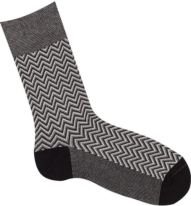 Носки мужские Akos, цвет: черный. C10 A80 11. Размер 40/42C10 A80 11
