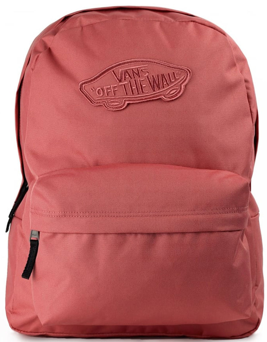 Рюкзак женский Vans WM Realm Backpack, цвет: оранжевый, 22 л. V00NZ0QID