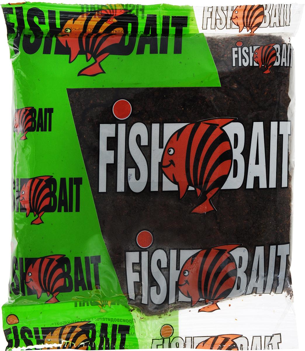 Прикормка для рыб FishBait Ice, универсальная, увлажненная, зимняя, 0,5 кг