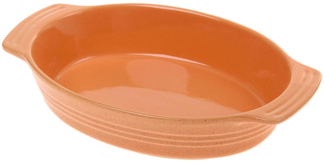 Форма для выпечки Доляна Манго, овальная, 750 мл, 24 х 17 см863370От качества посуды зависит не только вкус еды, но и здоровье человека. Форма для выпечки— товар, соответствующий российским стандартам качества. Любой хозяйке будет приятно держать его в руках. С нашей посудой и кухонной утварью приготовление еды и сервировка стола превратятся в настоящий праздник.