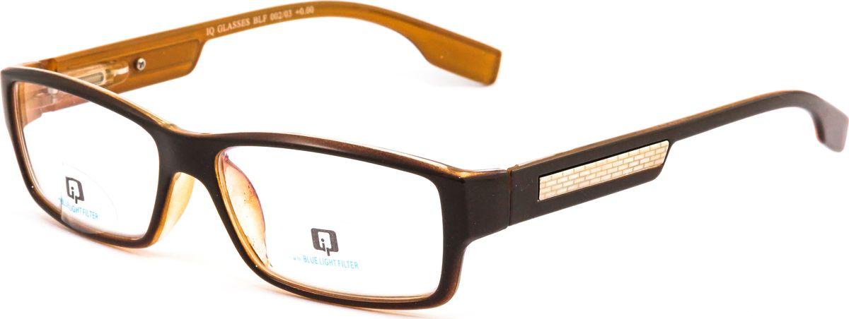 IQ Glasses BLF Очки компьютерные 002/03 - Корригирующие очки