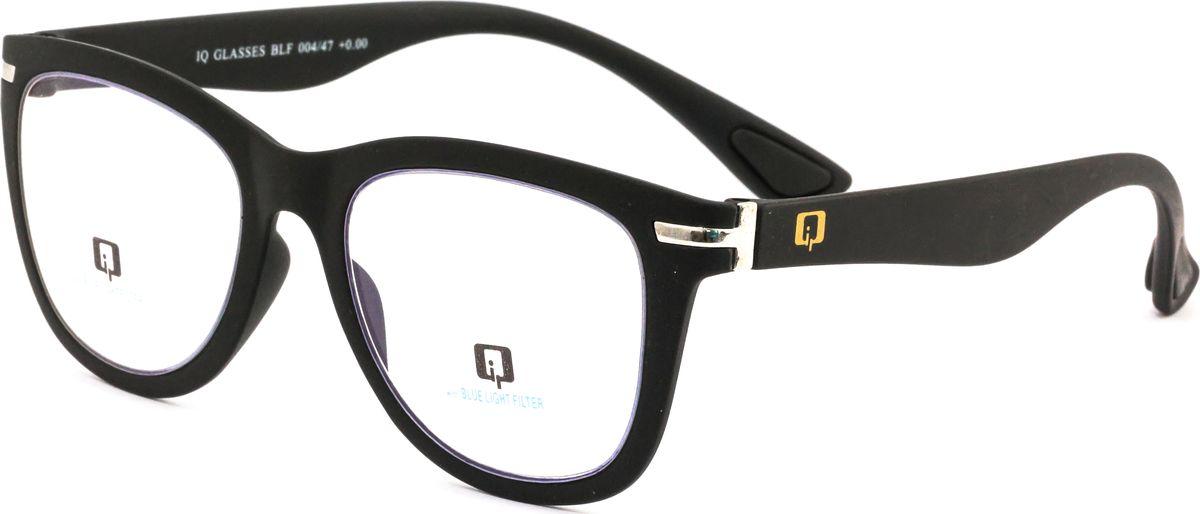 IQ Glasses BLF Очки компьютерные 004/474690452042237Готовые очки для работы за компьютером с фильтром для защиты глаз от UV400 и потенциально опасных лучей синего света, излучаемого экранами большинства электронных устройств.Снижают интенсивность потенциально опасных лучей синего цвета.Увеличивают контрастность изображения.Повышают четкость и яркость зрения.Нейтрализуют яркий и отраженный свет.Уменьшают усталость глаз.Новые очки для работы с цифровыми устройствами созданы для того, чтобы ваша жизнь онлайн была как можно комфортнее.Пластиковые оправы подойдут как модникам, так и любителям классики. Продаются без рецепта.Защита глаз сегодня, отличное зрение в будущем!