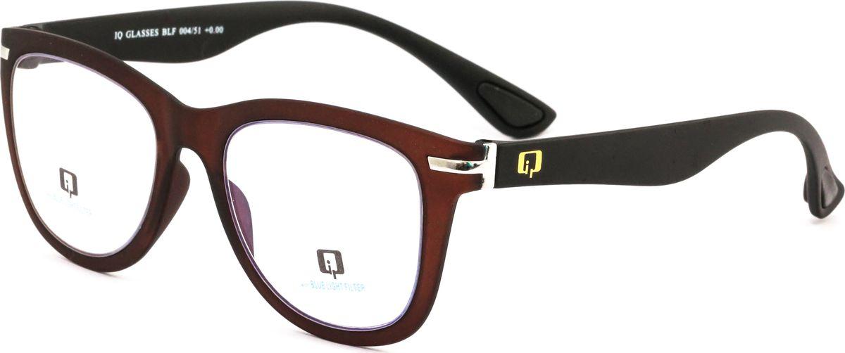 IQ Glasses BLF Очки компьютерные 004/514690452042473Готовые очки для работы за компьютером с фильтром для защиты глаз от UV400 и потенциально опасных лучей синего света, излучаемого экранами большинства электронных устройств.Снижают интенсивность потенциально опасных лучей синего цвета.Увеличивают контрастность изображения.Повышают четкость и яркость зрения.Нейтрализуют яркий и отраженный свет.Уменьшают усталость глаз.Новые очки для работы с цифровыми устройствами созданы для того, чтобы ваша жизнь онлайн была как можно комфортнее.Пластиковые оправы подойдут как модникам, так и любителям классики. Продаются без рецепта.Защита глаз сегодня, отличное зрение в будущем!