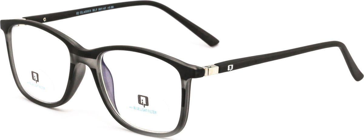 IQ Glasses BLF Очки компьютерные 005/454690452042596Готовые очки для работы за компьютером с фильтром для защиты глаз от UV400 и потенциально опасных лучей синего света, излучаемого экранами большинства электронных устройств.Снижают интенсивность потенциально опасных лучей синего цвета.Увеличивают контрастность изображения.Повышают четкость и яркость зрения.Нейтрализуют яркий и отраженный свет.Уменьшают усталость глаз.Новые очки для работы с цифровыми устройствами созданы для того, чтобы ваша жизнь онлайн была как можно комфортнее.Пластиковые оправы подойдут как модникам, так и любителям классики. Продаются без рецепта.Защита глаз сегодня, отличное зрение в будущем!