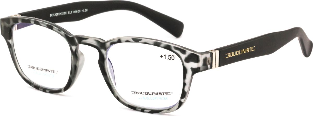Bouquiniste BLF Очки компьютерные 006/28 - Корригирующие очки