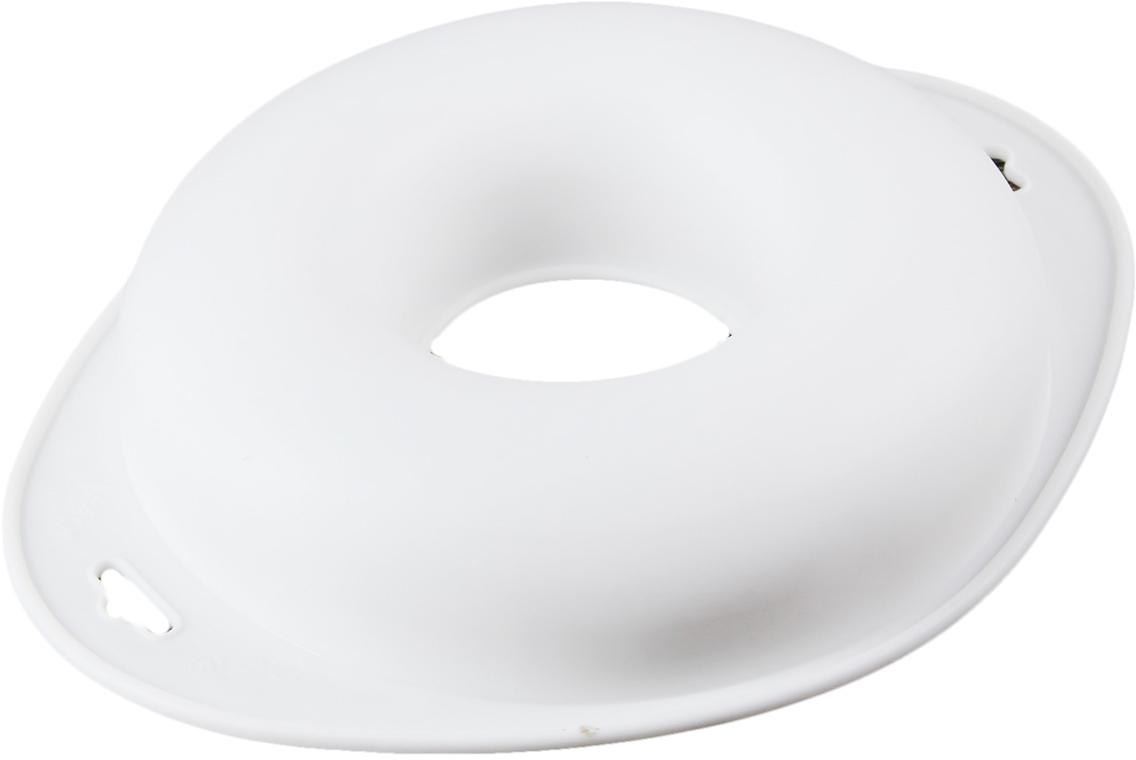 Форма для выпечки Доляна Пончик, цвет: белый, 29 х 24 х 5 см2854681_белыйОт качества посуды зависит не только вкус еды, но и здоровье человека. Форма для выпечки— товар, соответствующий российским стандартам качества. Любой хозяйке будет приятно держать его в руках. С нашей посудой и кухонной утварью приготовление еды и сервировка стола превратятся в настоящий праздник.