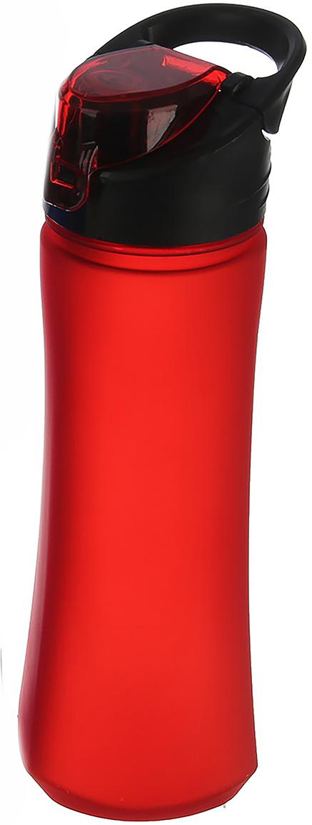 Бутылка спортивная, с крышкой, цвет: красный, 750 мл2590465_красныйОт качества посуды зависит не только вкус еды, но и здоровье человека. Бутылка - товар, соответствующий российским стандартам качества. Любой хозяйке будет приятно держать его в руках. С данной посудой и кухонной утварью приготовление еды и сервировка стола превратятся в настоящий праздник.