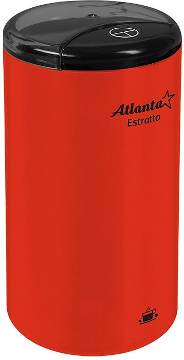 Atlanta ATH-3391, Red кофемолка