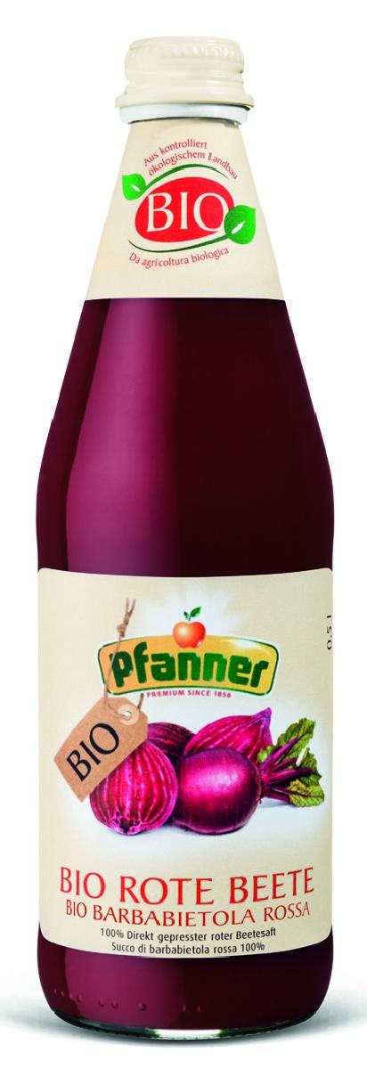 Pfanner Сок свекла БИО, 500 мл pfanner сок розовый грейпфрут 1 л