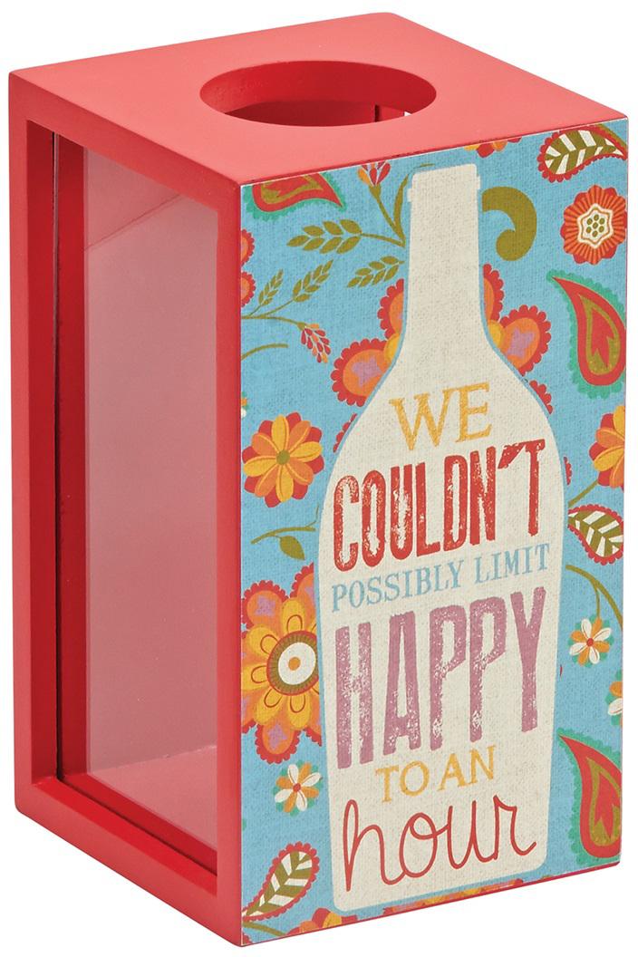 Емкость для винных пробок Boston Happy Hour, 1 л мотоблок дизельный patriot boston 9de
