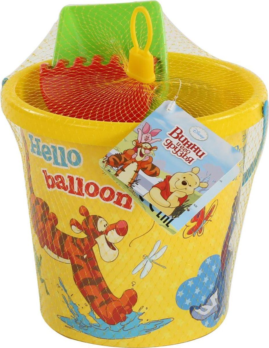 DisneyНабор игрушек для песочницы Винни и его друзья №10 Disney