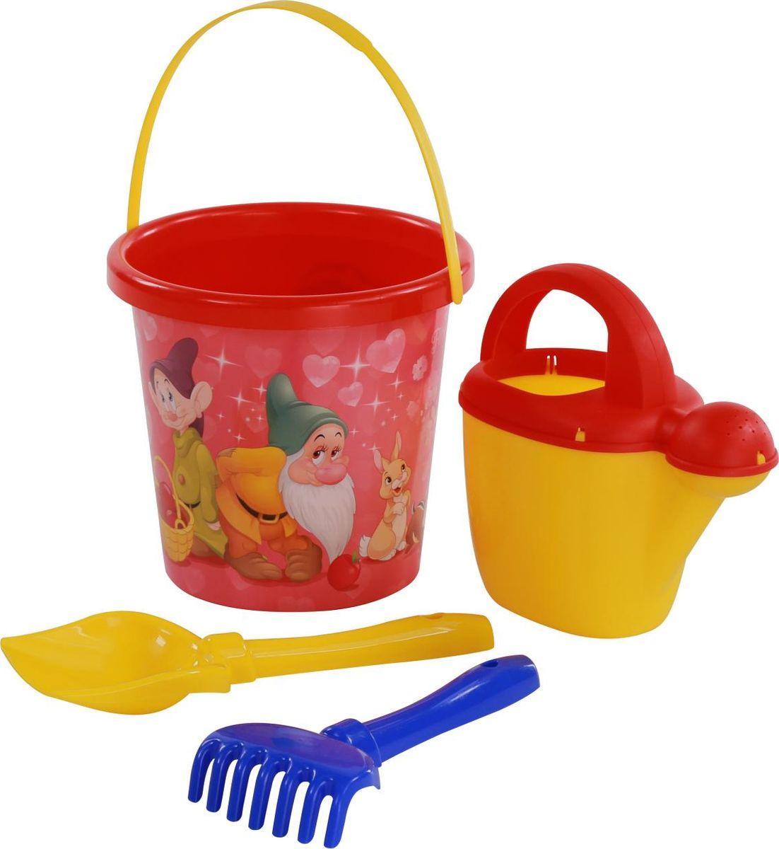 Disney Набор игрушек для песочницы Принцесса №9 4 предмета disney набор игрушек для песочницы принцесса 13 5 предметов