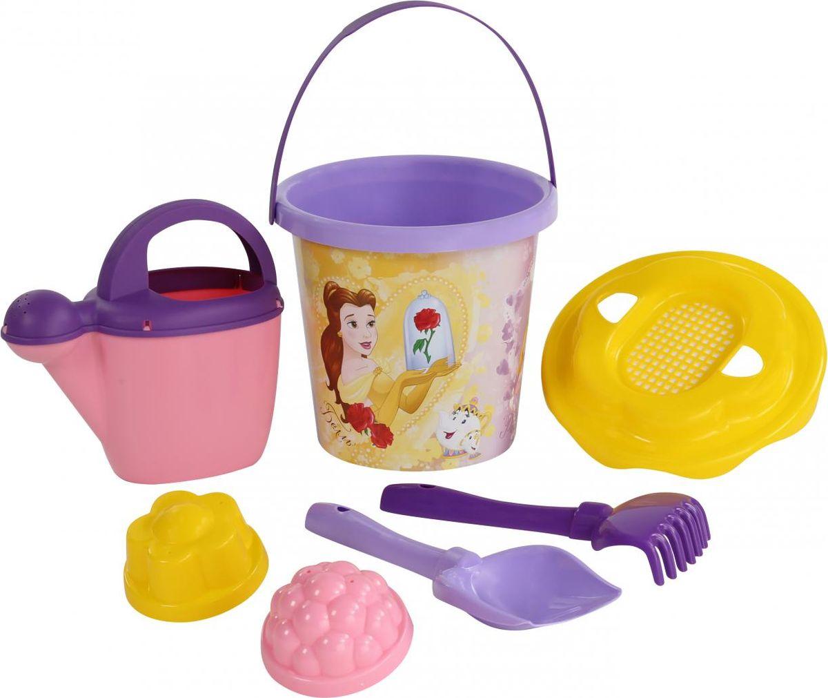 Disney Набор игрушек для песочницы Принцесса №12 7 предметов disney набор игрушек для песочницы принцесса 13 5 предметов