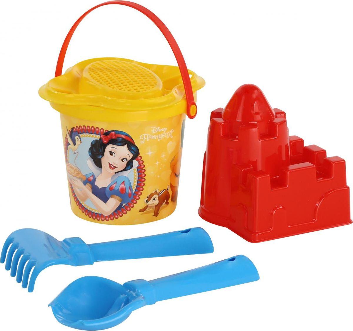 Disney Набор игрушек для песочницы Принцесса №3 5 предметов disney набор игрушек для песочницы принцесса 13 5 предметов