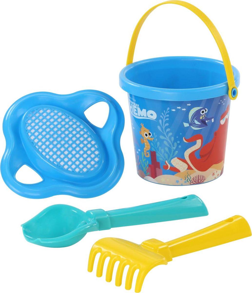Disney / Pixar Набор игрушек для песочницы В поисках Немо №2 disney pixar набор игрушек для песочницы тачки 18