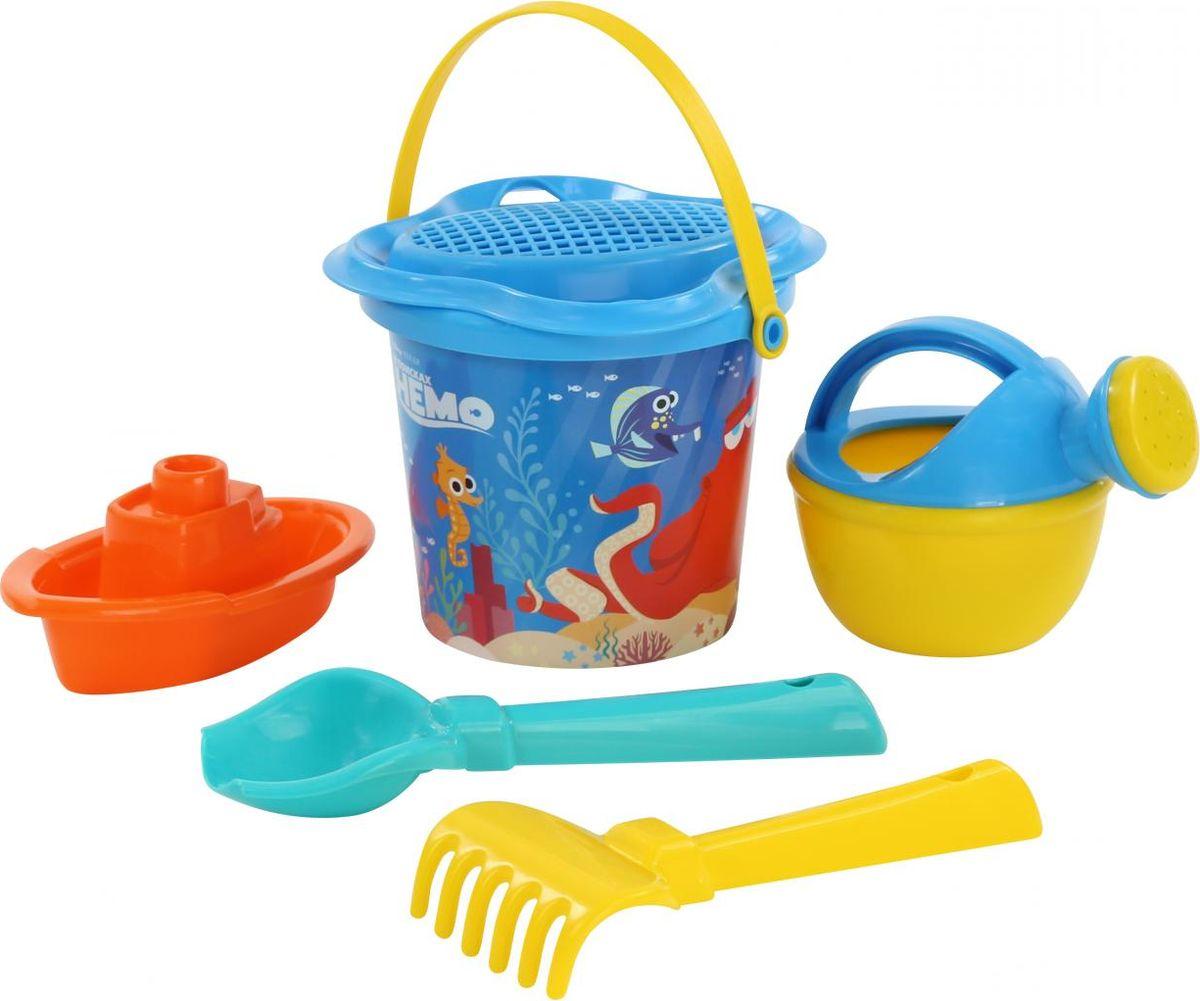 Disney / Pixar Набор игрушек для песочницы В поисках Немо №4 умка disney в поисках немо приключения в океане