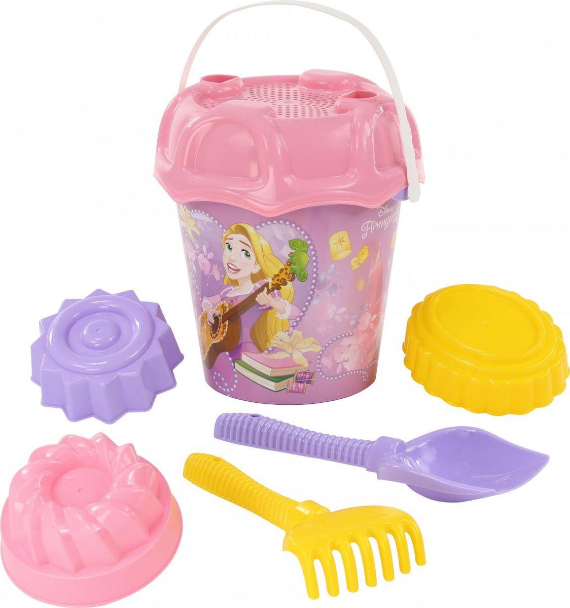 Disney Набор игрушек для песочницы Принцесса №14 disney набор игрушек для песочницы принцесса 13 5 предметов