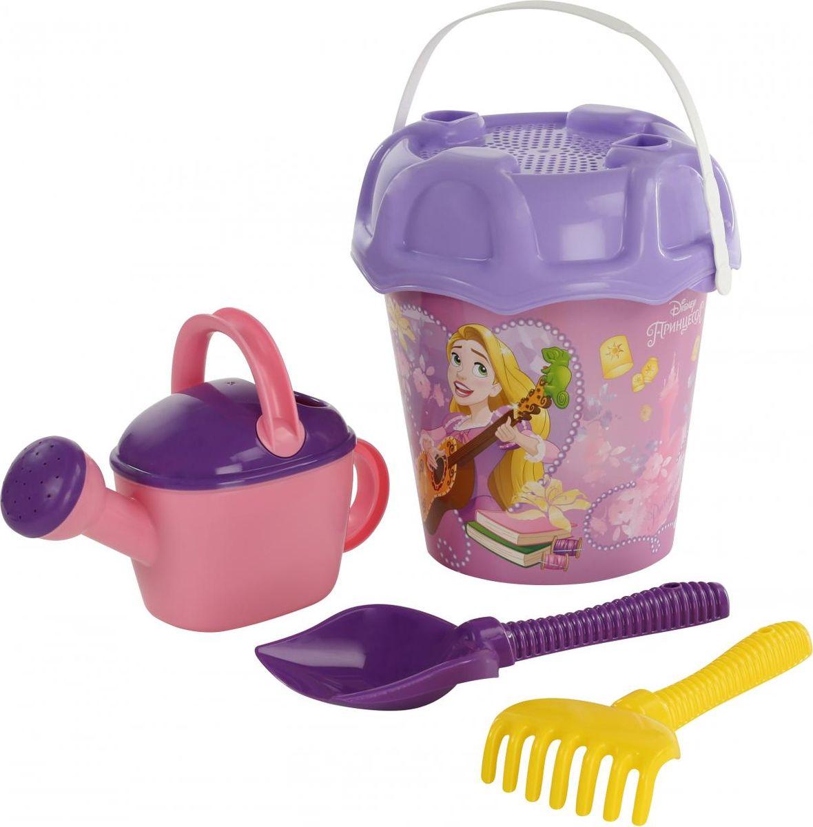 Disney Набор игрушек для песочницы Принцесса №15 5 предметов disney набор игрушек для песочницы принцесса 13 5 предметов